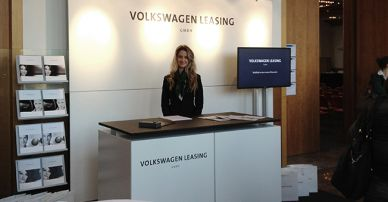 VW – VOLKSWAGEN LEASING – EVENT